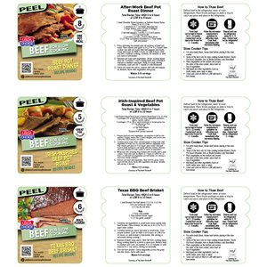 EFC BEEF FOR SLOW COOKING USDA CHOICE SHIELD
