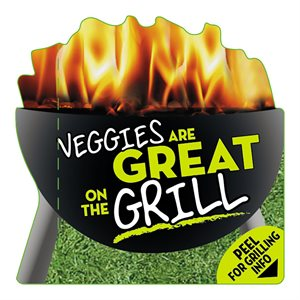 VEGETABLES - GREAT ON THE GRILL