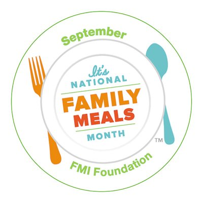 FMI NATIONAL FAMILY MEALS MONTH